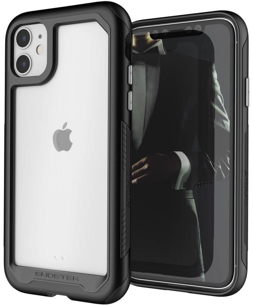 Ghostek Atomic Slim 3 Θήκη iPhone 11 - Black (GHOCAS2228)