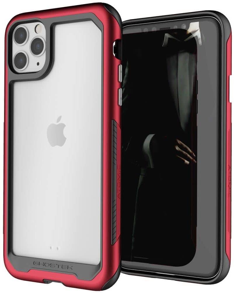 Ghostek Atomic Slim 3 Θήκη iPhone 11 Pro Max - Red (GHOCAS2233)