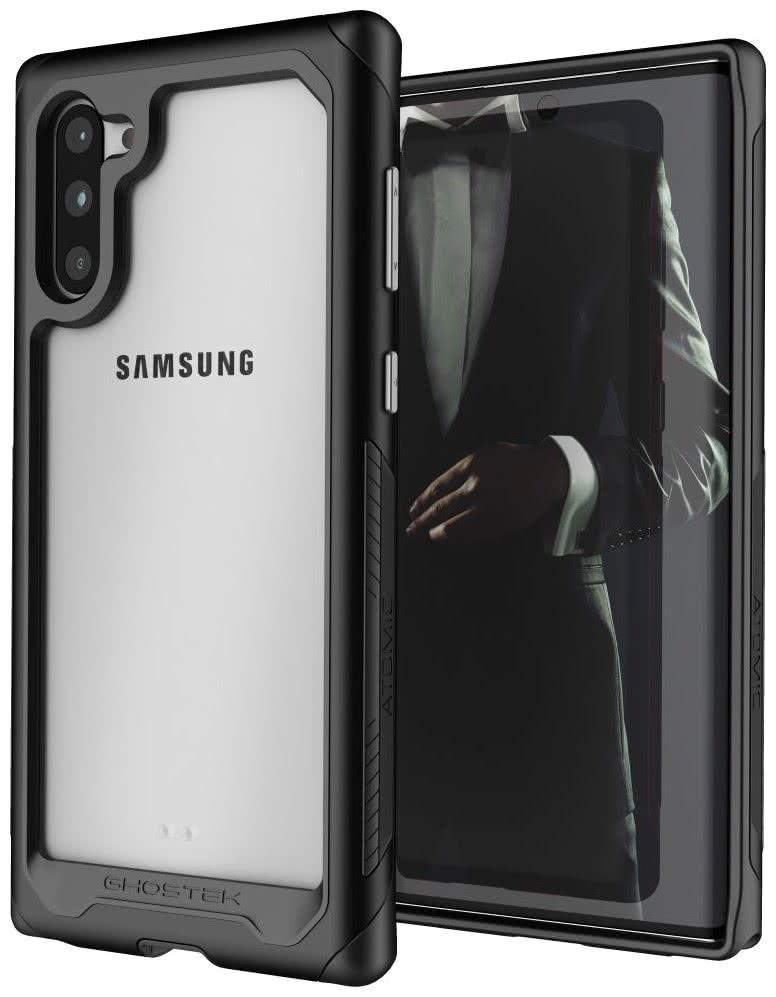 Ghostek Atomic Slim 3 Θήκη Samsung Galaxy Note 10 - Black (GHOCAS2234)