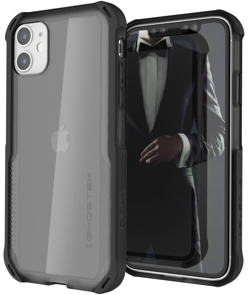 Ghostek Cloak 4 Series Θήκη iPhone 11 - Black (GHOCAS2245)