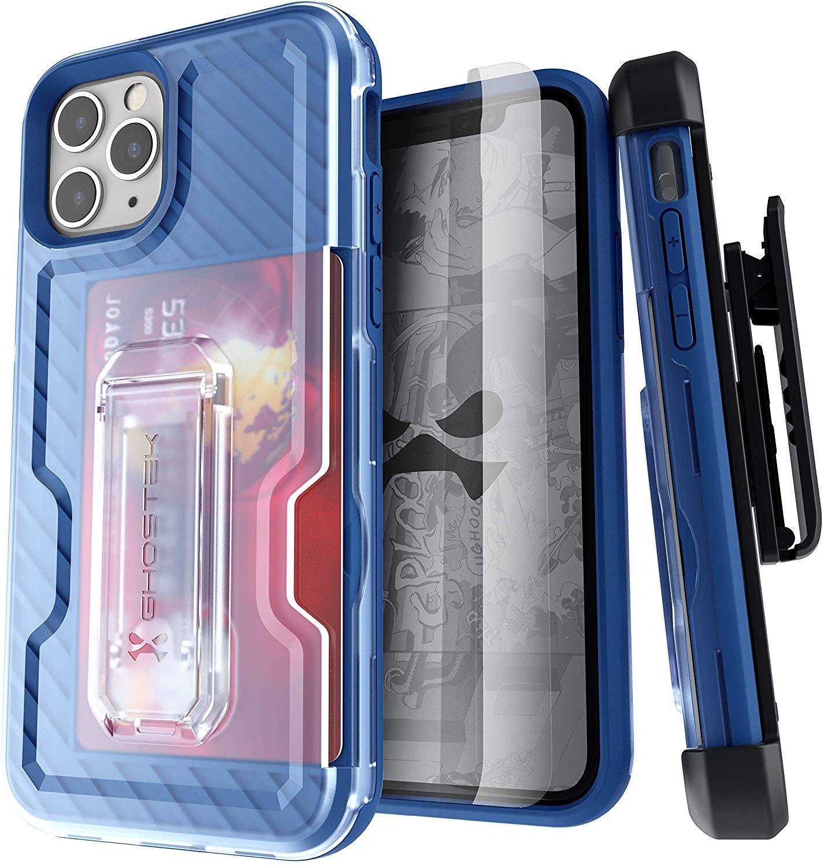 Ghostek Iron Armor 3 - Ανθεκτική Θήκη iPhone 11 Pro Max - Blue (GHOCAS2299)