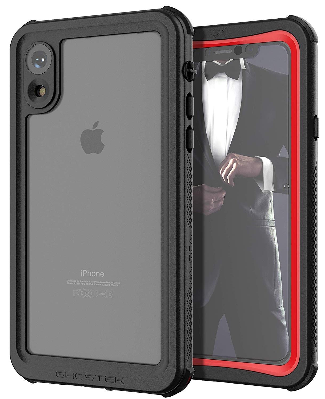 Ghostek Nautical 2 Αδιάβροχη Θήκη iPhone XR - Rage Red (GHOCAS1078)