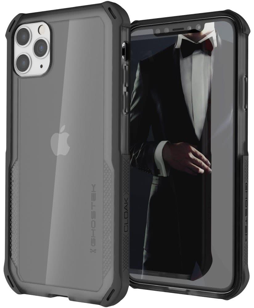 Ghostek Cloak 4 Series Θήκη iPhone 11 Pro Max - Black (GHOCAS2249)
