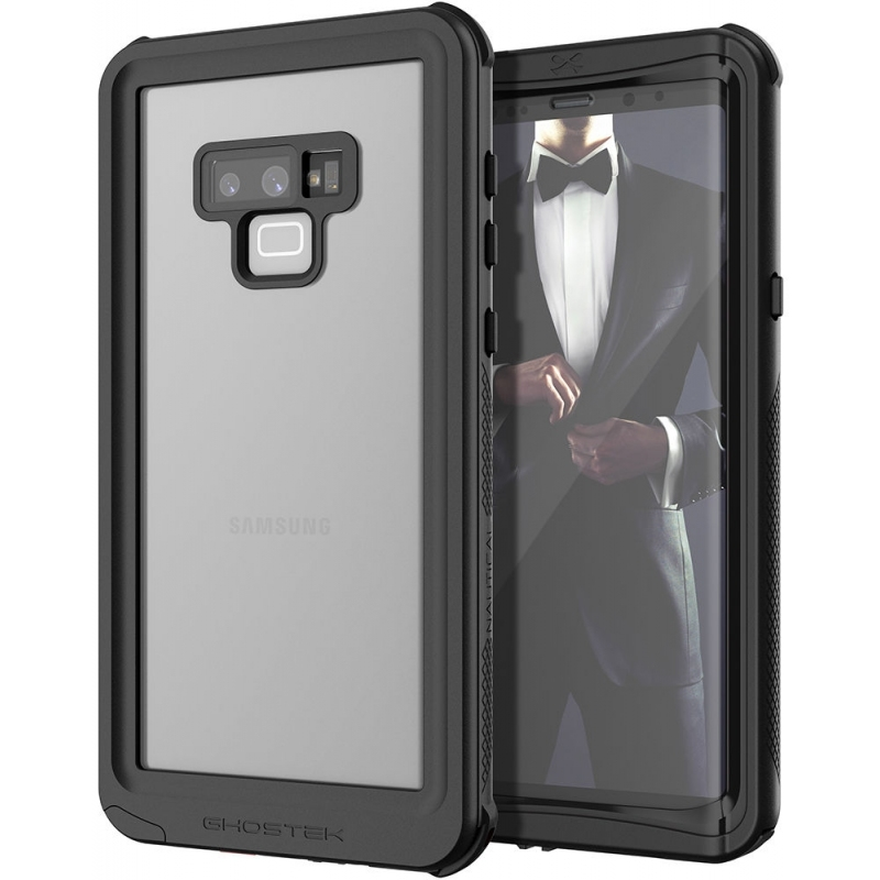 Ghostek Nautical 2 Αδιάβροχη Θήκη Samsung Galaxy Note 9 - Deep Black (CA-GHOCAS992-00)