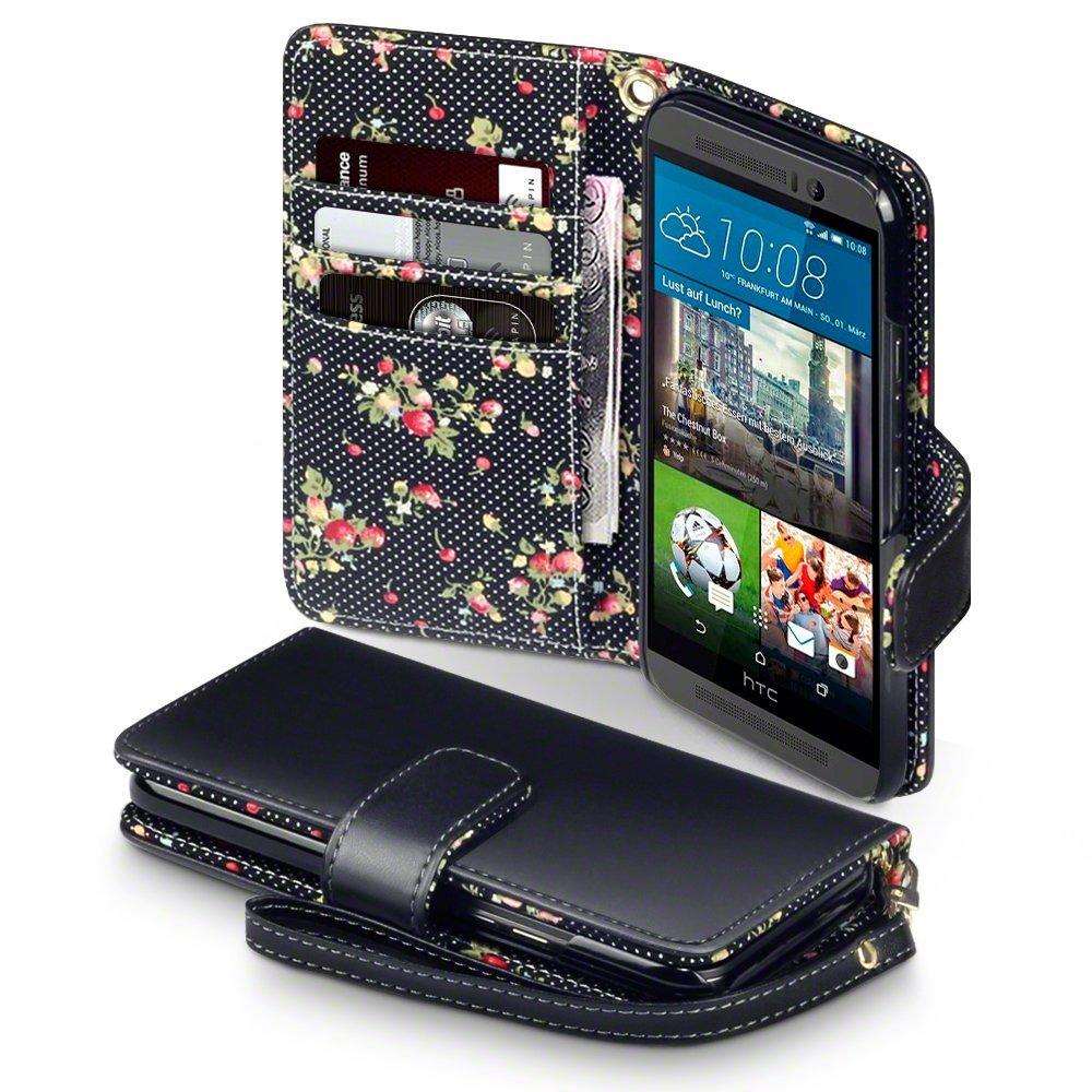 Θήκη HTC One M9 - Πορτοφόλι by Terrapin (117-028-242) θήκες κινητών