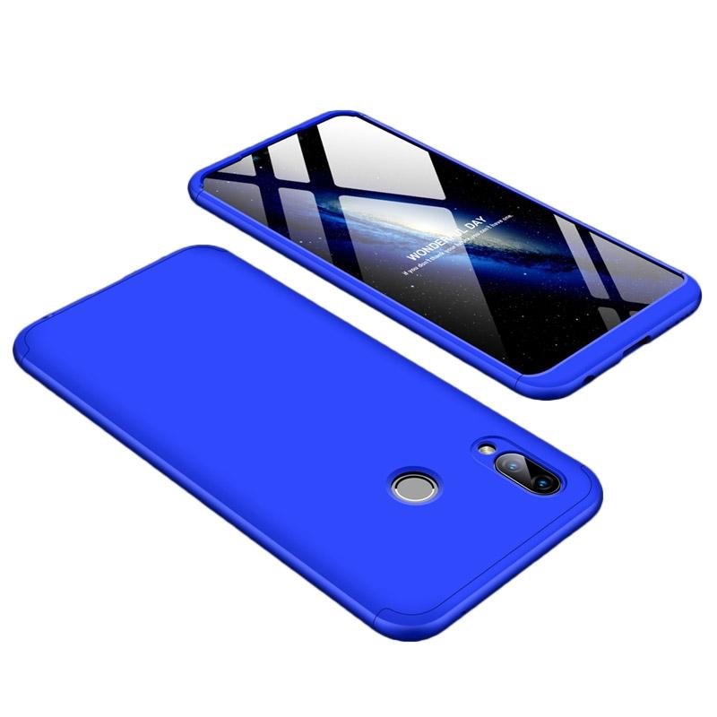 GKK Θήκη Hybrid Full Body 360° Honor Play - Blue (44485)