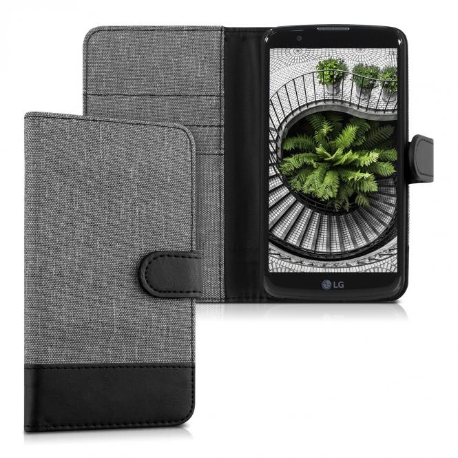 KW Θήκη LG K10 - Πορτοφόλι (37185.22)