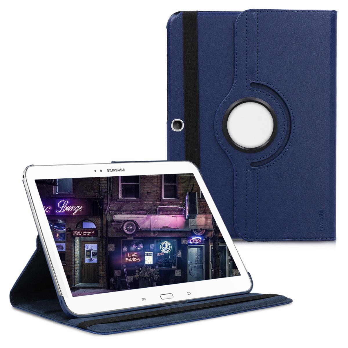 KW Θήκη 360° Samsung Galaxy Tab 3 10.1'' - Σκούρο μπλε (14618.17)
