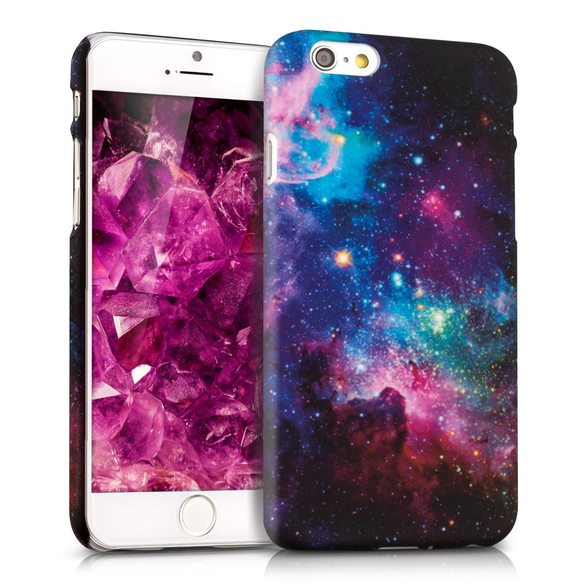 KW- Σκληρή θήκη - Apple iPhone 6 / 6S - Multicolor / Dark Pink / Black (34954.01)