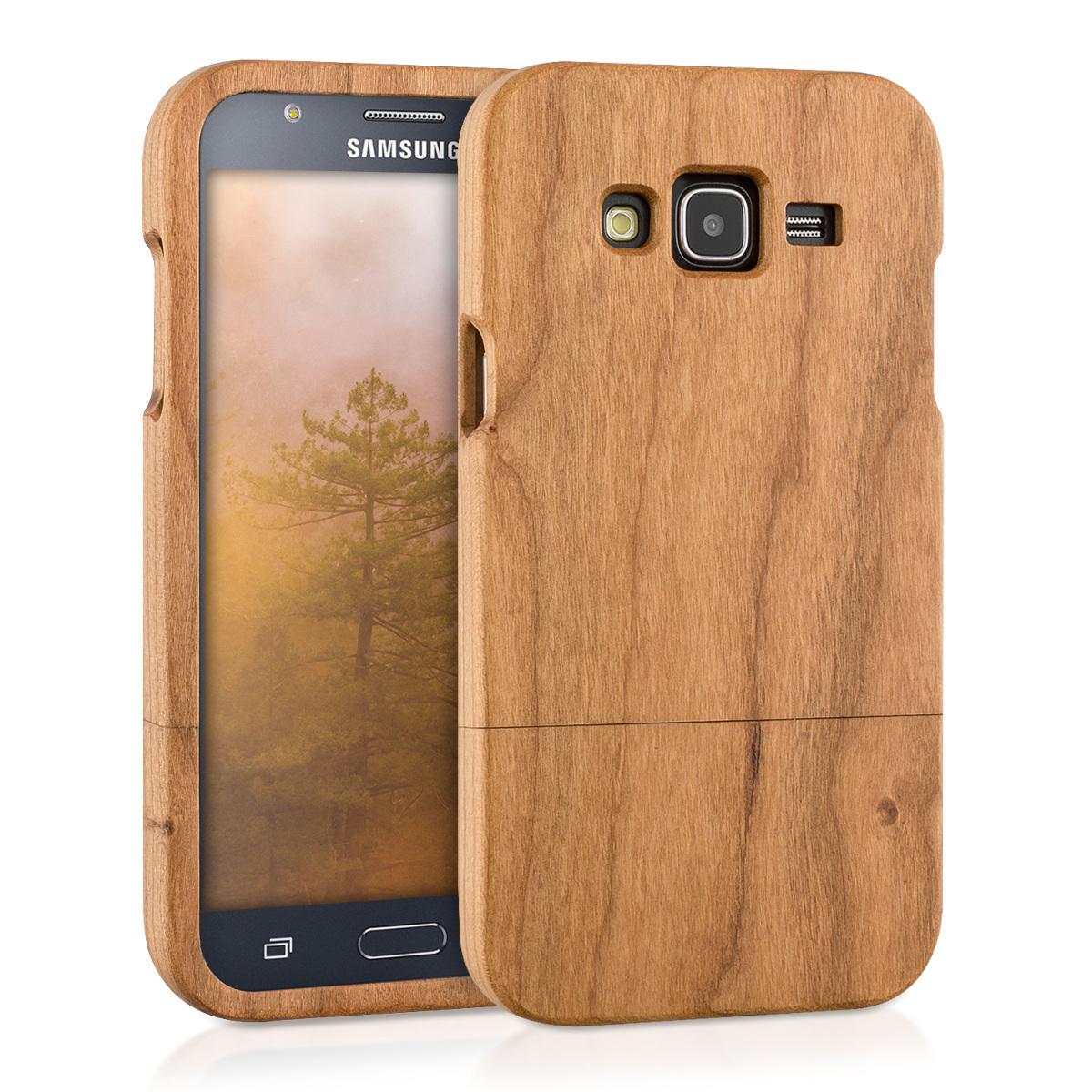 KW Σκληρή Ξύλινη Θήκη Samsung Galaxy J5 (2015) - (35758.24)