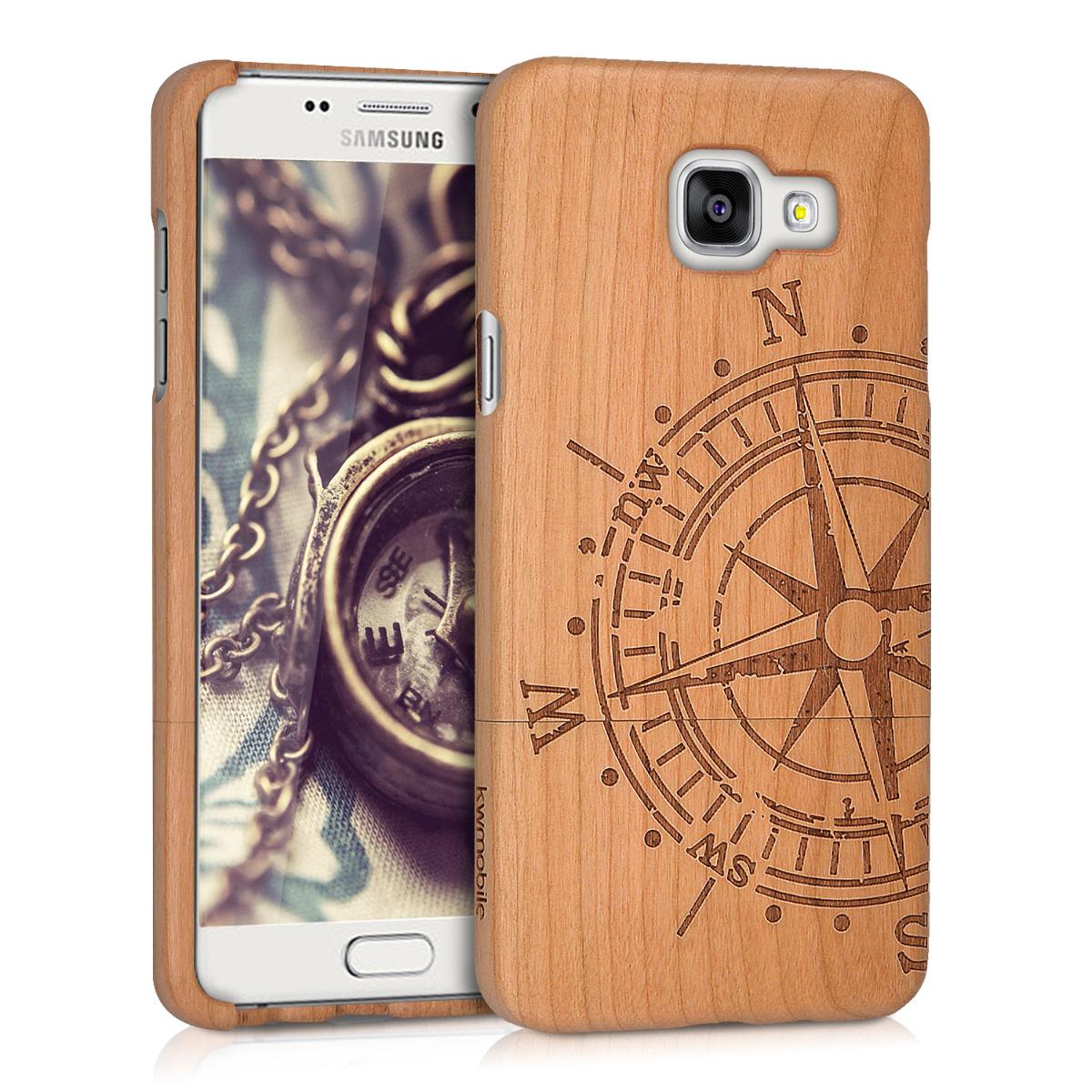 KW Σκληρή Ξύλινη Θήκη Samsung Galaxy A5 (2016) (37936.05)