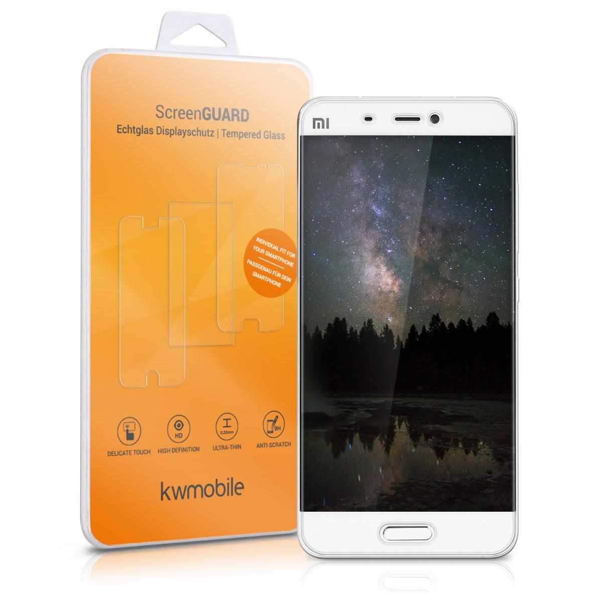 KW Tempered Glass Αντιχαρακτικό Γυαλί Οθόνης Xiaomi Mi 5 (38210.1)
