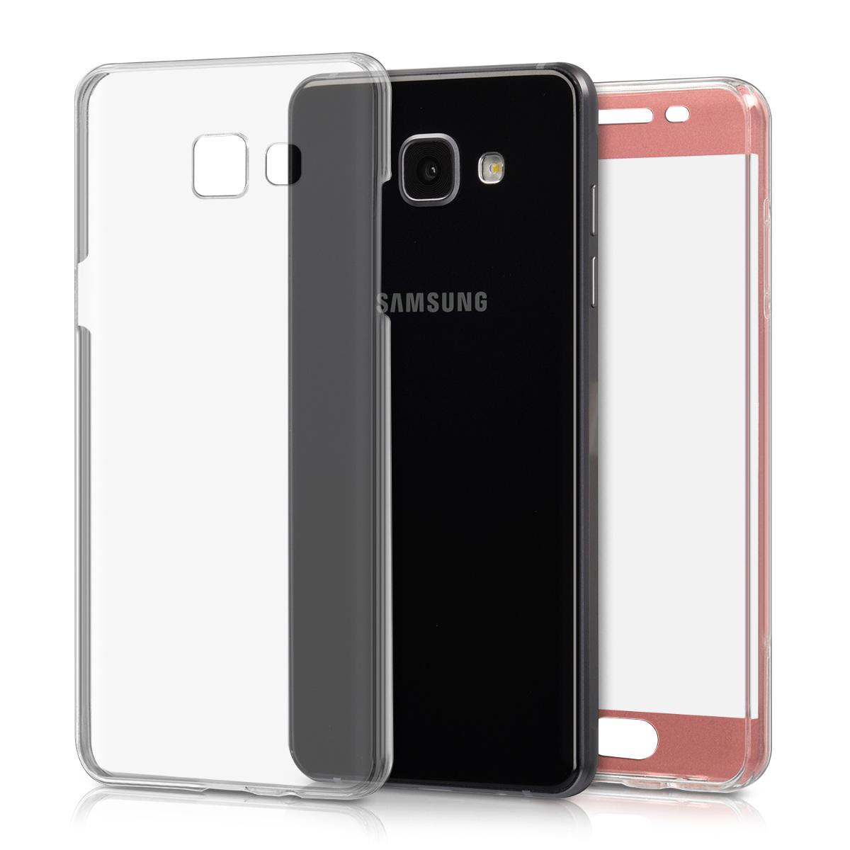 KW Θήκη Σιλικόνης Full Body Samsung Galaxy A5 2016 - (40468.81)