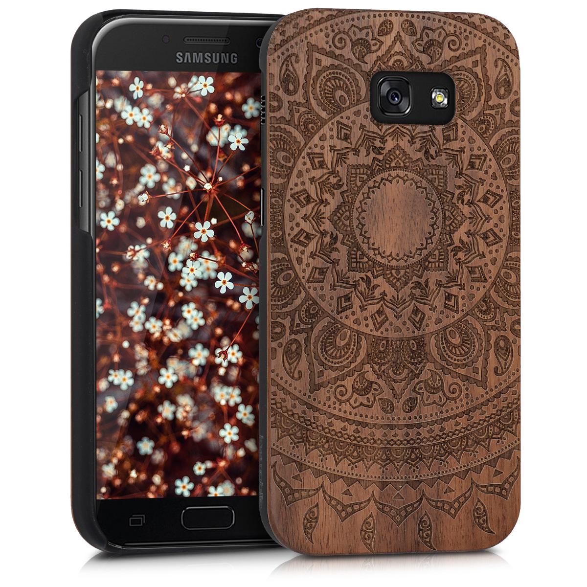 KW Σκληρή Ξύλινη Θήκη Samsung Galaxy A5 (2017) (40716.01)