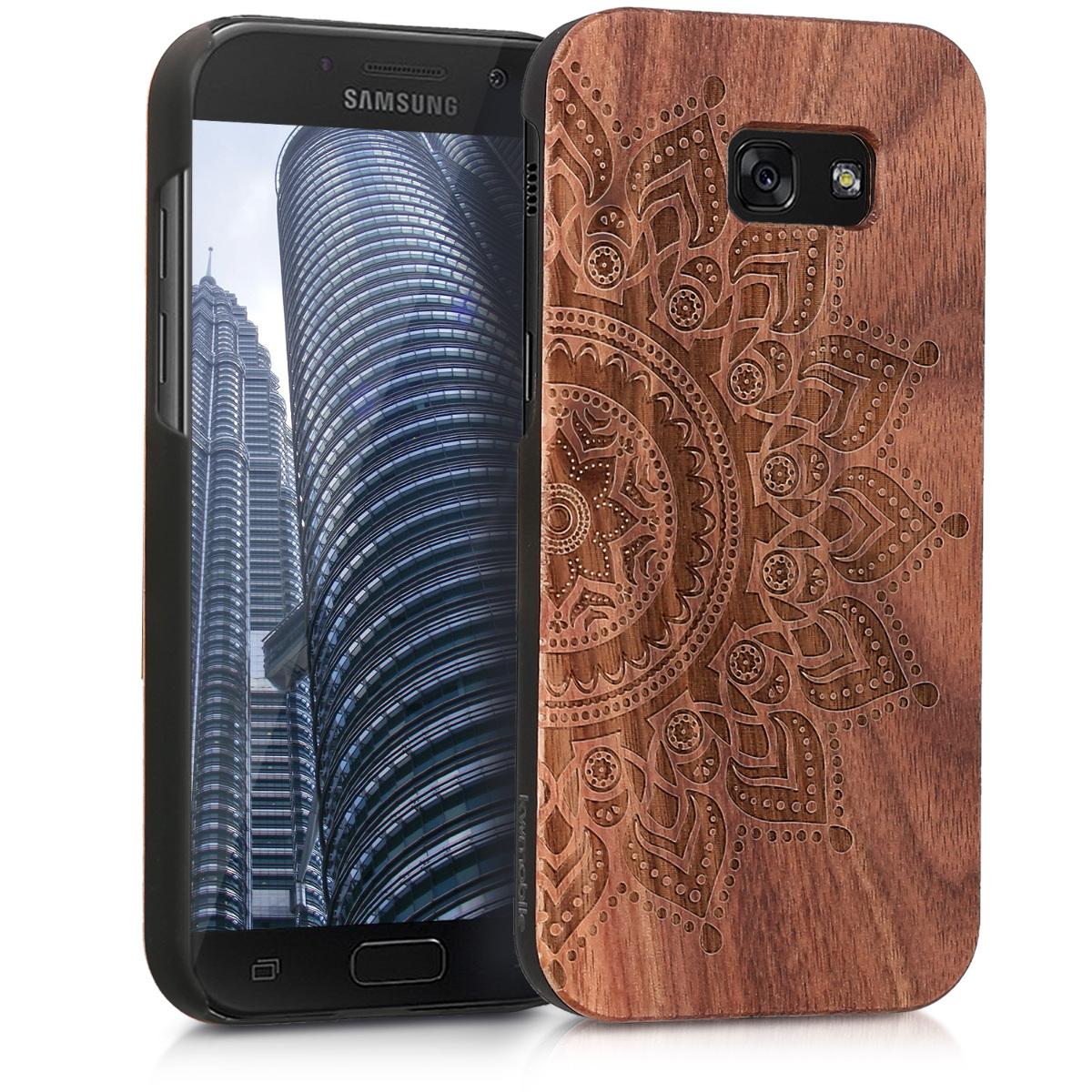 KW Σκληρή Ξύλινη Θήκη Samsung Galaxy A5 (2017) (40716.04)