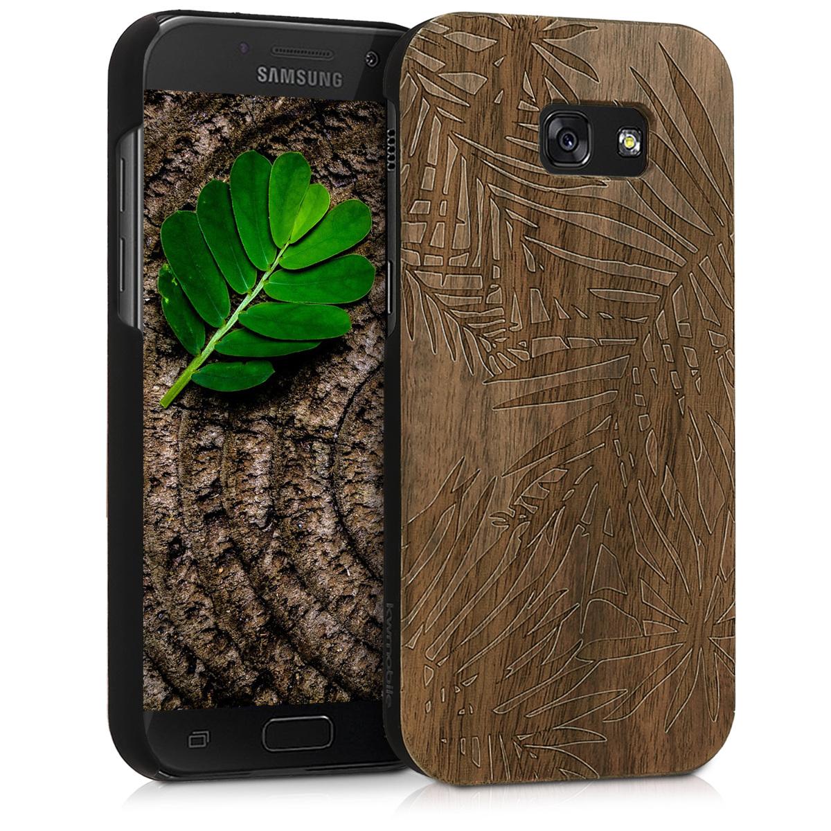 KW Σκληρή Ξύλινη Θήκη Samsung Galaxy A5 (2017) (40716.05)