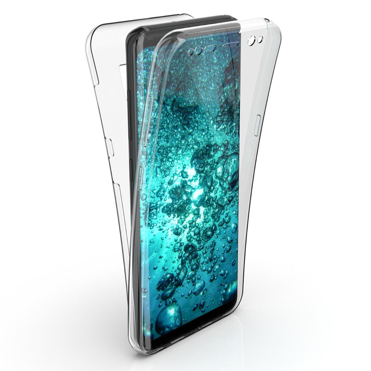 KW Διάφανη Θήκη Σιλικόνης Full Body Samsung Galaxy S8 (40993.03)