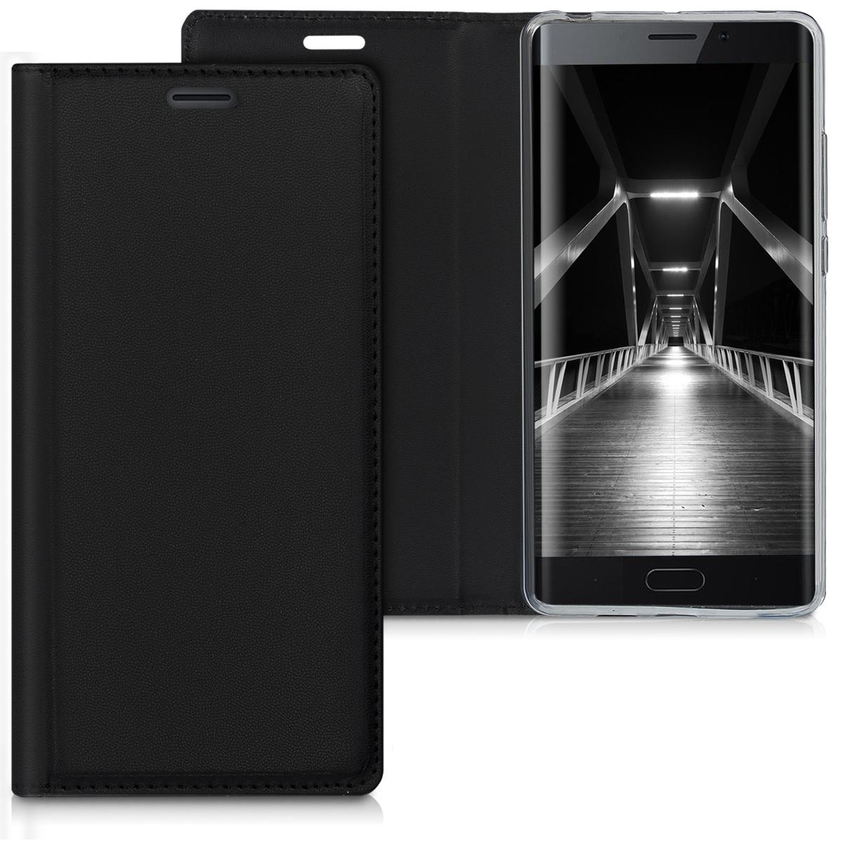 KW Θήκη-Flip για Xiaomi Mi Note 2 - Black (41538.01)