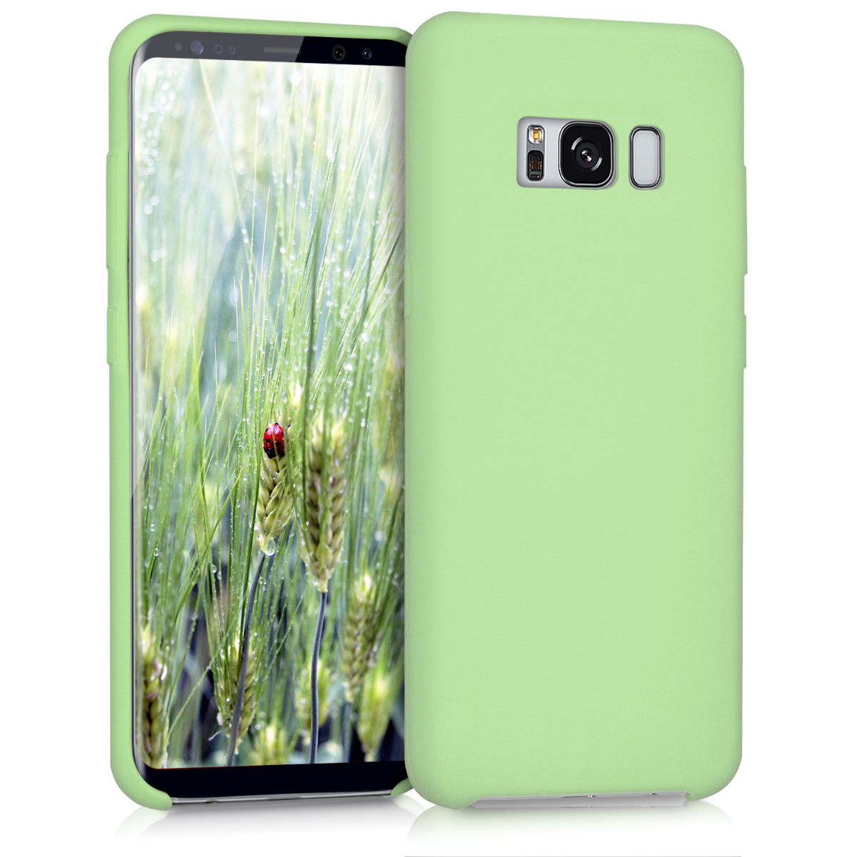 KW TPU Θήκη Σιλικόνης Samsung Galaxy S8 - Soft Flexible Rubber Protective Cover - Mint (41853.71)