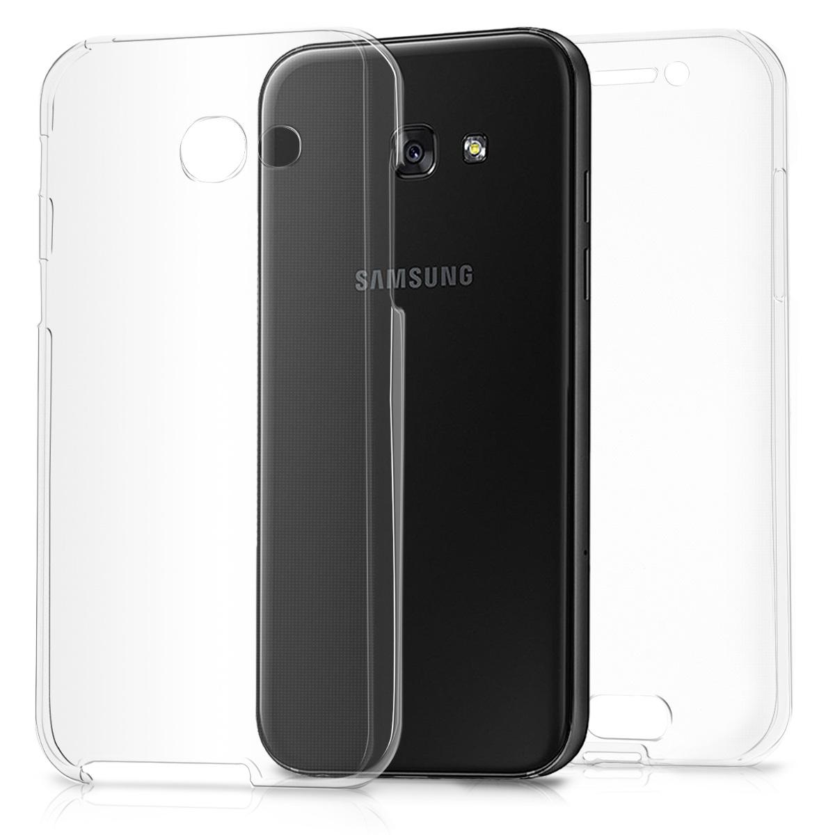 KW Διάφανη Θήκη Σιλικόνης Full Body Samsung Galaxy A5 2017  (42154.03)