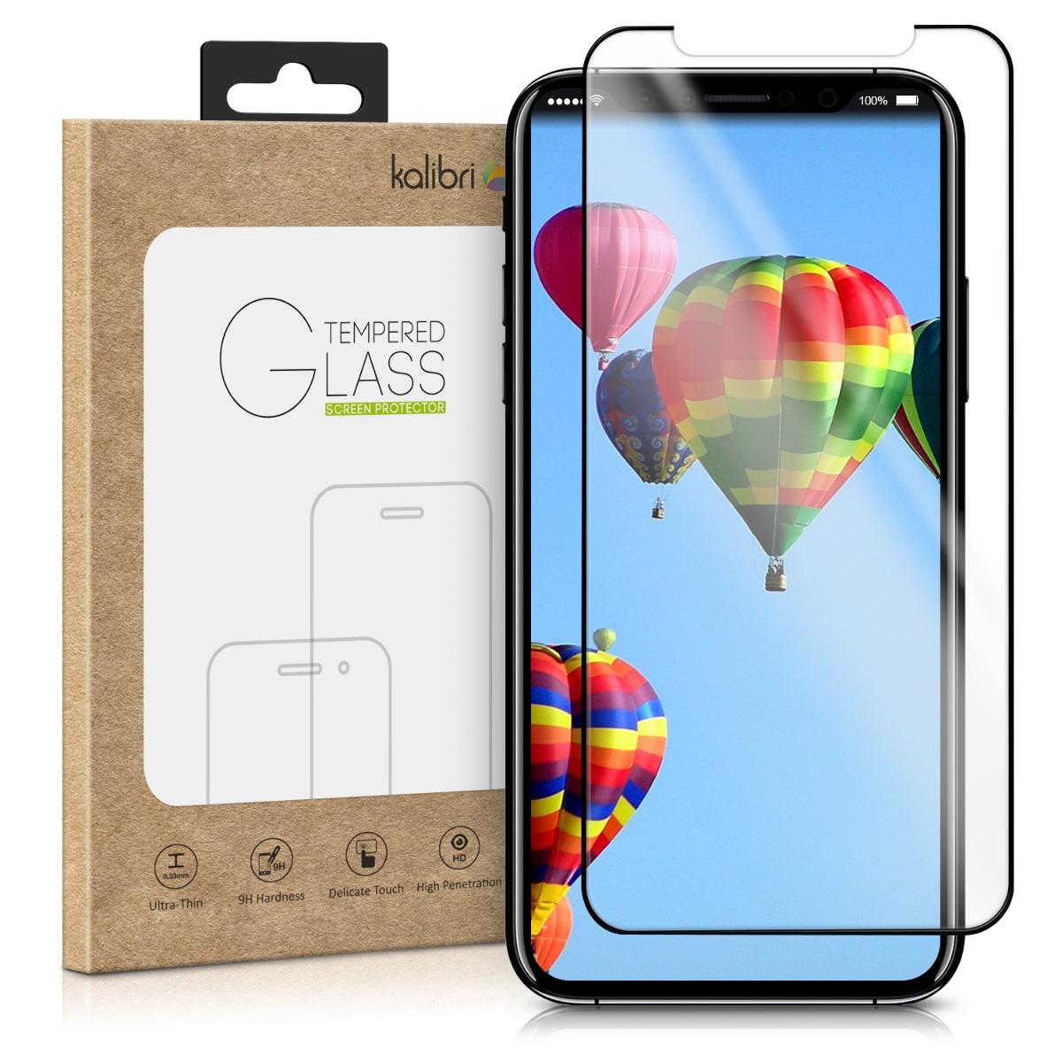 Kalibri Tempered Glass - Αντιχαρακτικό Γυαλί Οθόνης iPhone X / XS (42715.01)