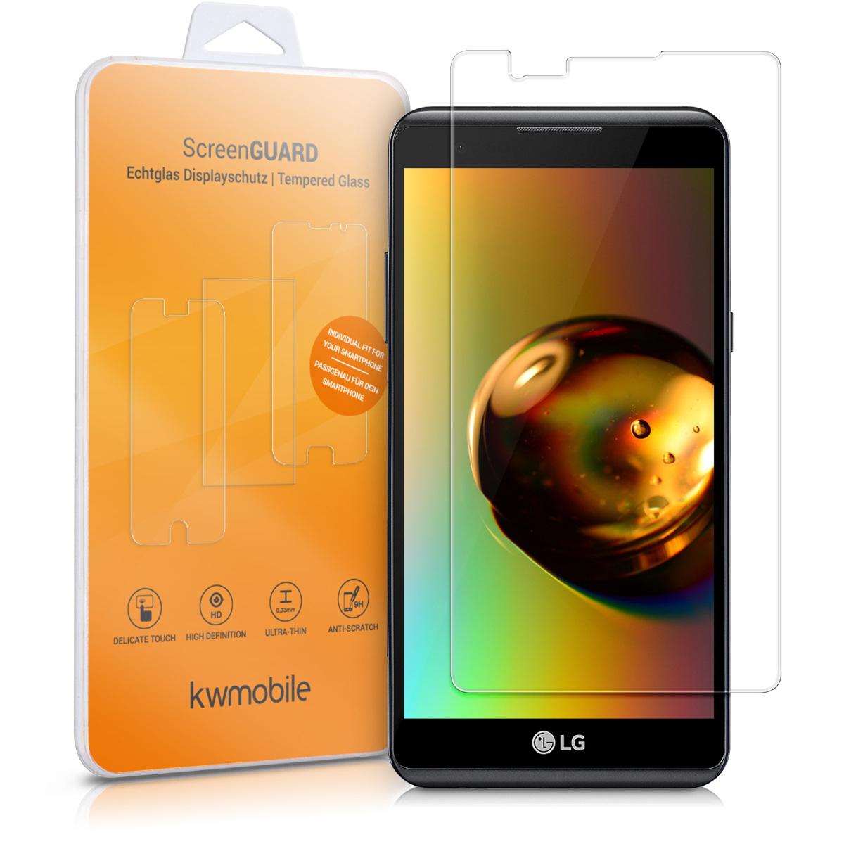 KW Tempered Glass - Αντιχαρακτικό Γυάλινο Screen Protector - LG X power (43068.1)