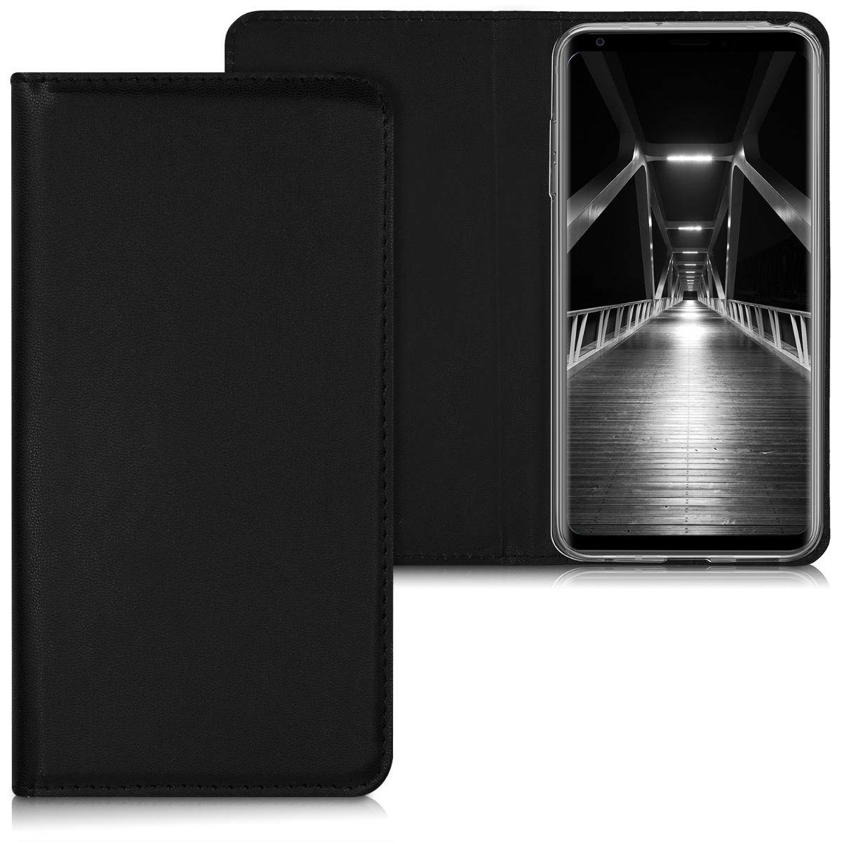 KW Θήκη-Flip LG V30 - Μαύρο (43162.01)