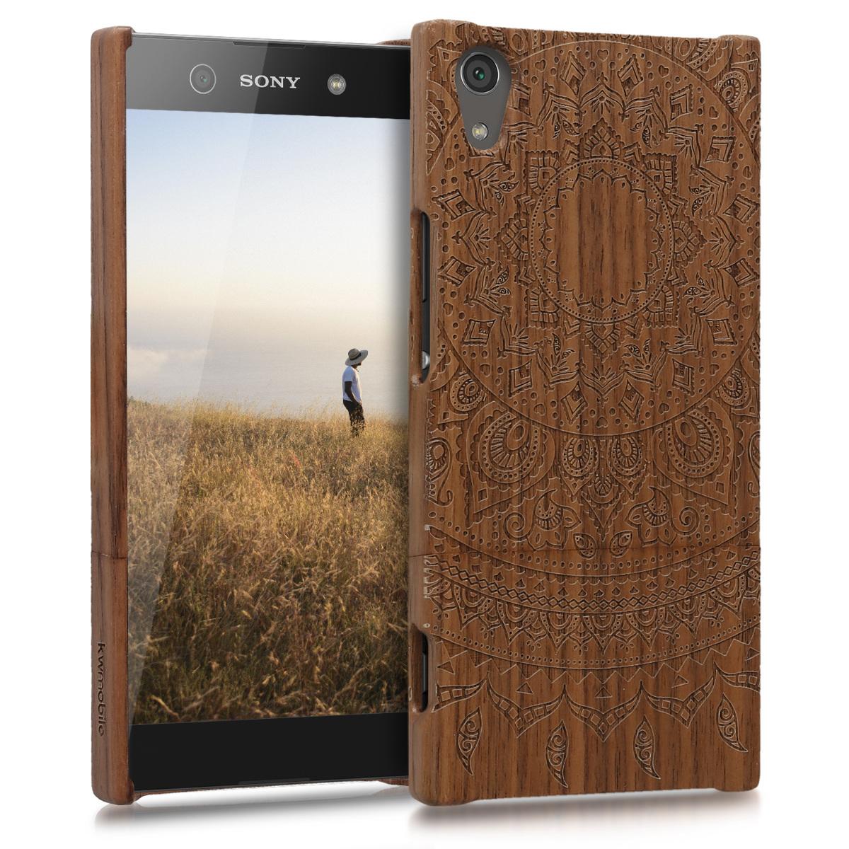 KW Σκληρή Ξύλινη Θήκη Sony Xperia XA1 Ultra (43891.01)