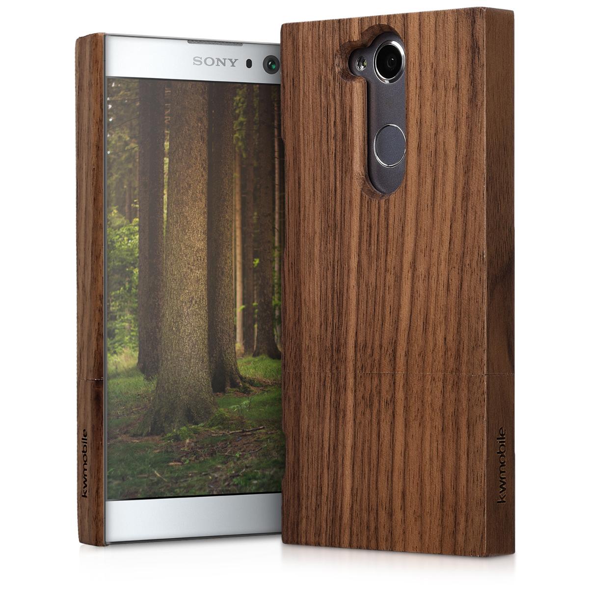 Kalibri Ξύλινη Θήκη Sony Xperia XA2 - Brown (44291.18)