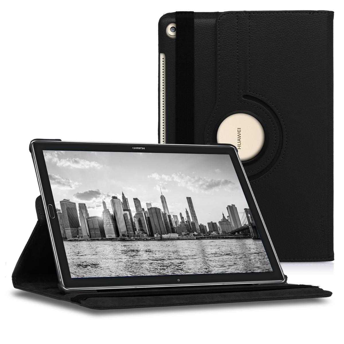 KW Θήκη 360° Huawei MediaPad M5 10.8'' / M5 10 Pro - Black (44414.01)