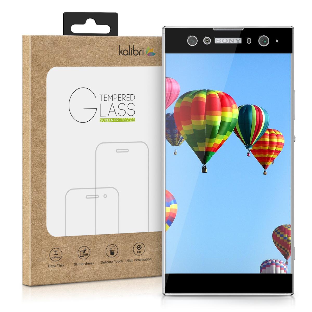 Kalibri Tempered Glass - Fullface Αντιχαρακτικό Γυαλί Οθόνης Sony Xperia XA2 Ultra (44595.01)