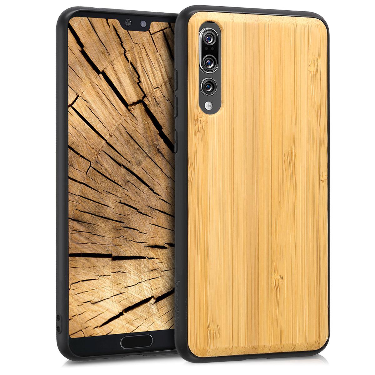 Kalibri Ξύλινη Θήκη Huawei P20 Pro - Light Brown (44895.24)