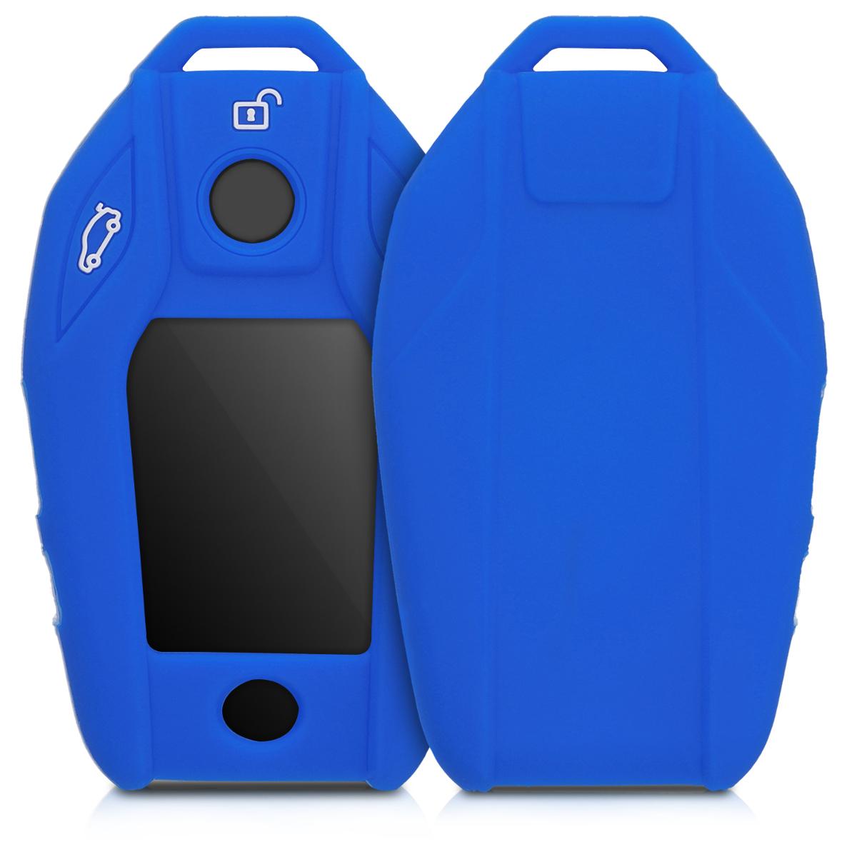 KW Silicone Θήκη Κλειδιού BMW - Blue (45713.04)