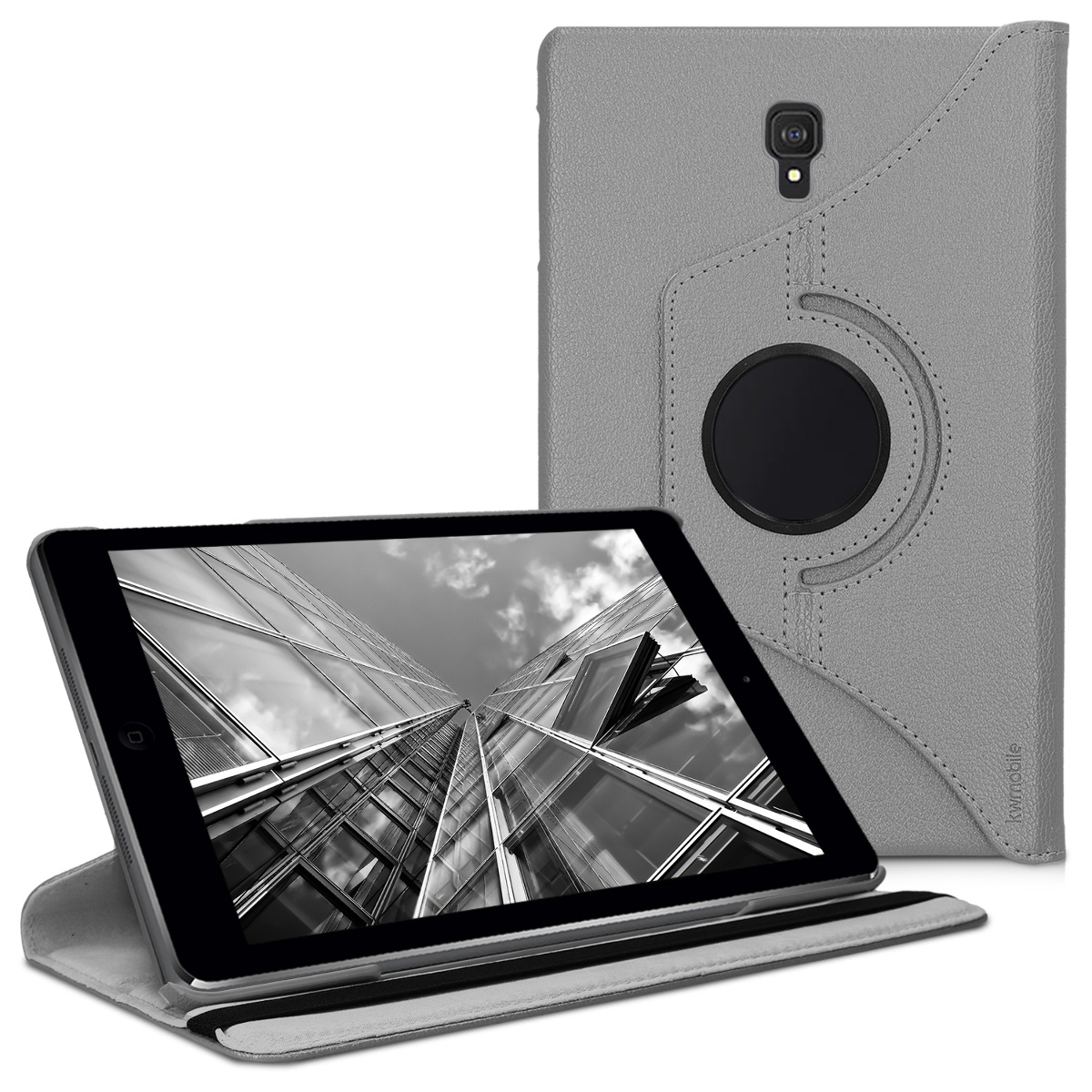 KW Θήκη 360° Samsung Galaxy Tab S4 10.5 - Anthracite (45998.73)