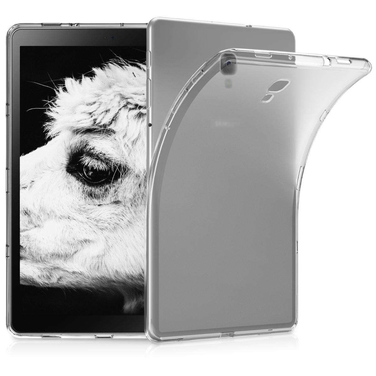 KW Θήκη Σιλικόνης Samsung Galaxy Tab A 10.5'' - Transparent (46002.03)