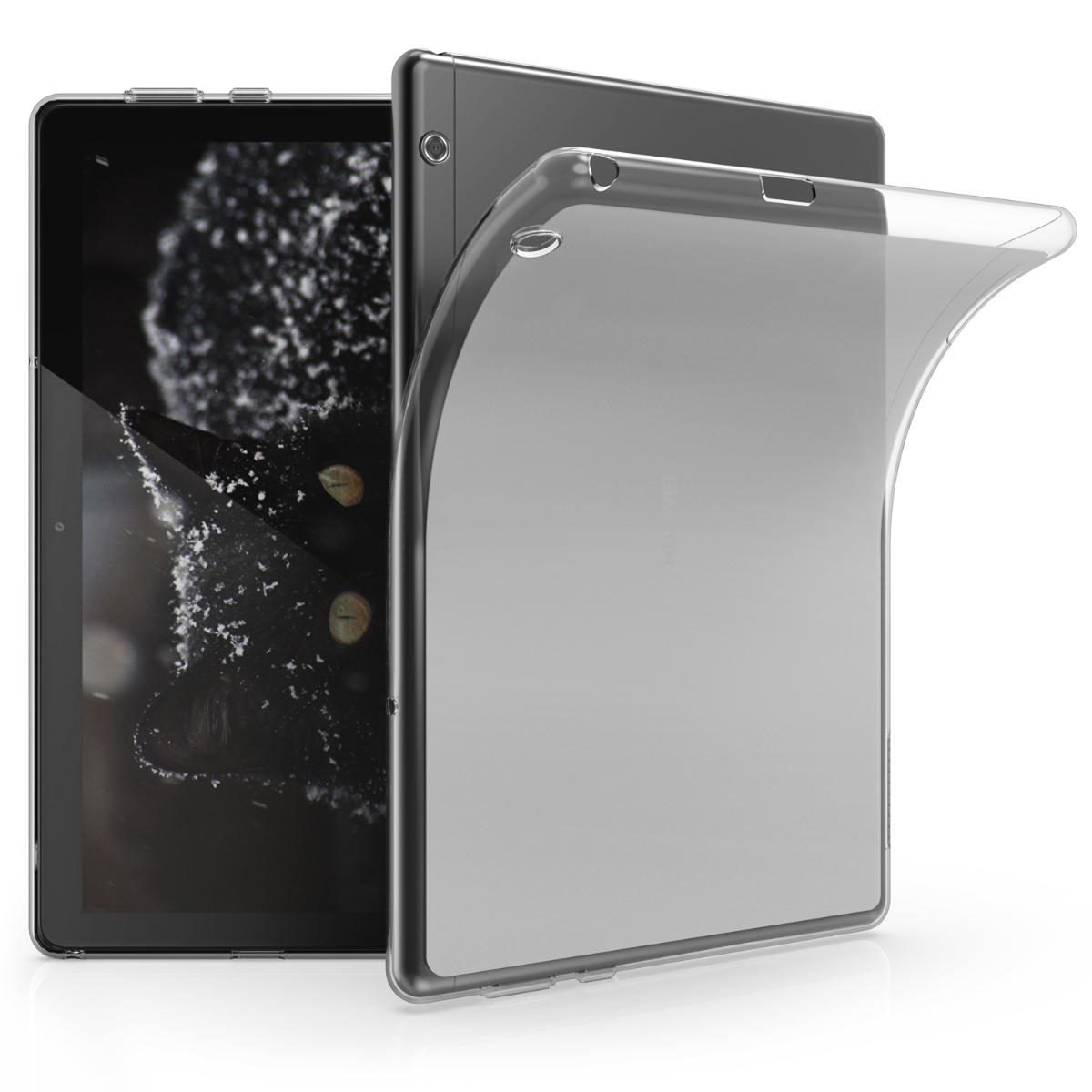 KW Διάφανη Θήκη Huawei MediaPad T5 10' - Transparent (46113.03)