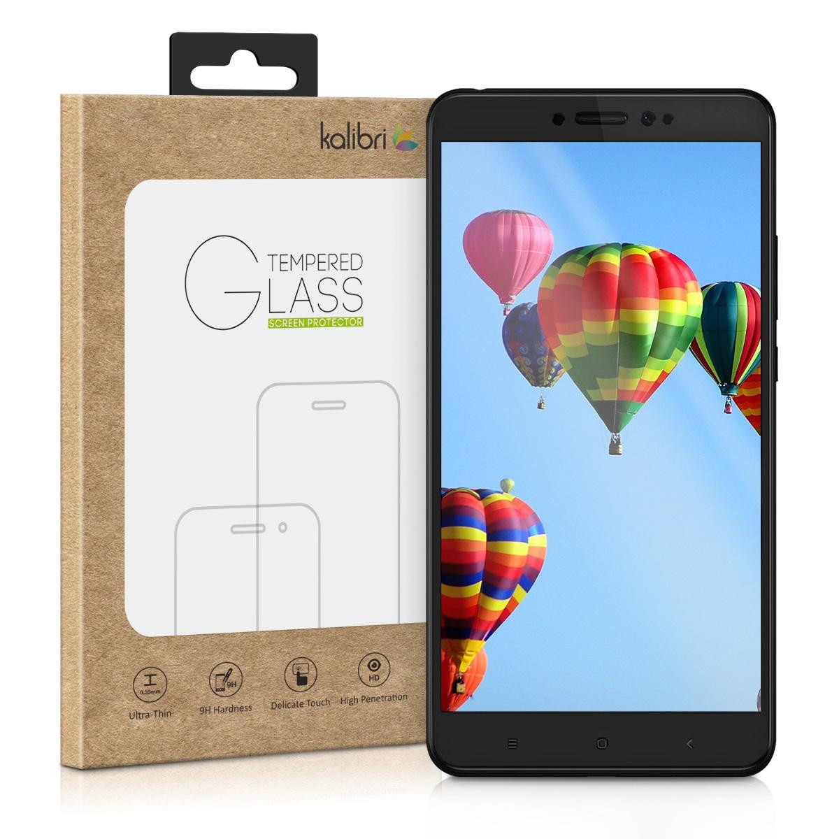 Kalibri Tempered Glass - Fullface Αντιχαρακτικό Γυαλί Οθόνης Xiaomi Mi Max 2 (46372.01)