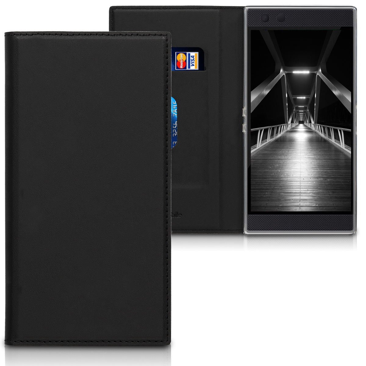 KW Θήκη Flip Razer Phone 2 - Μαύρο (46789.01)