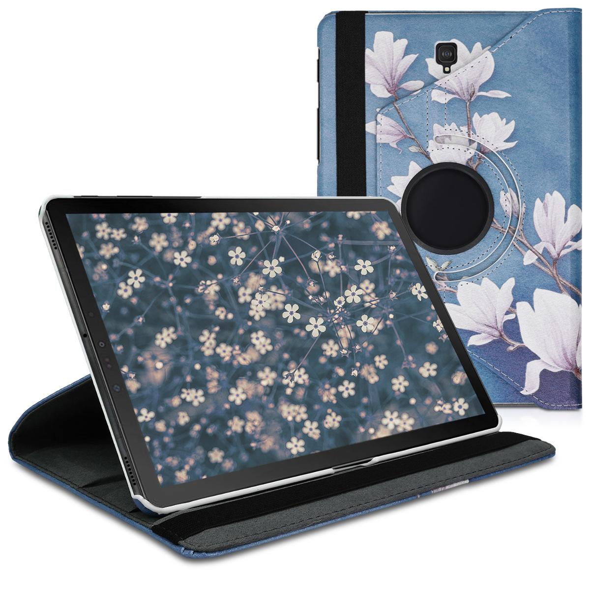 KW Θήκη 360° Samsung Galaxy Tab S4 10.5 - Taupe / White / Blue Grey (46920.01)