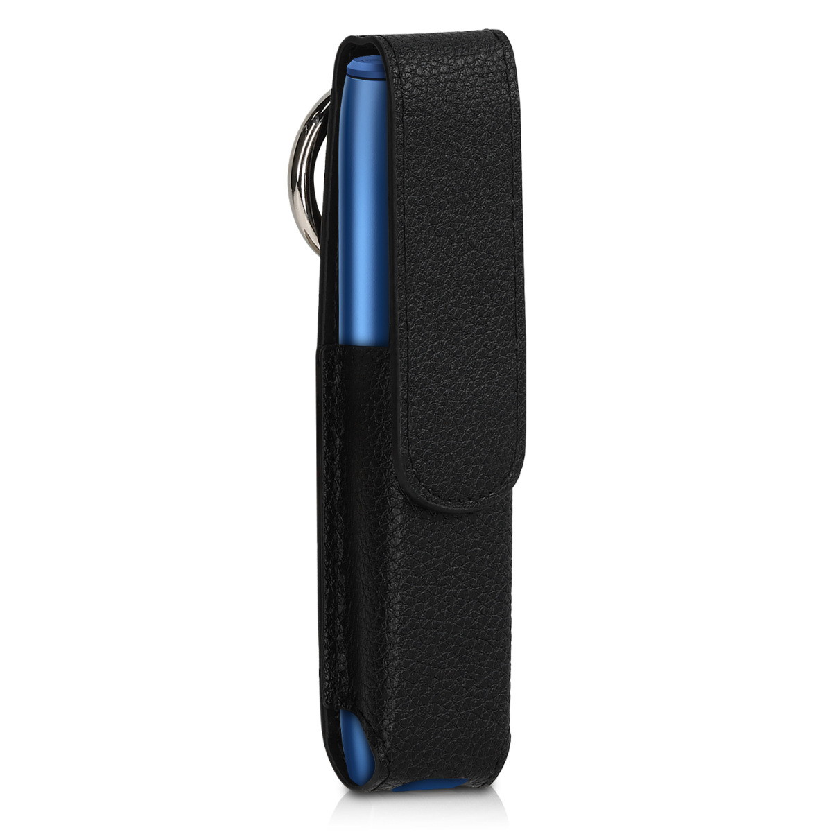 KW Θήκη PU Leather για IQOS 3 Multi - Black (47199.01)
