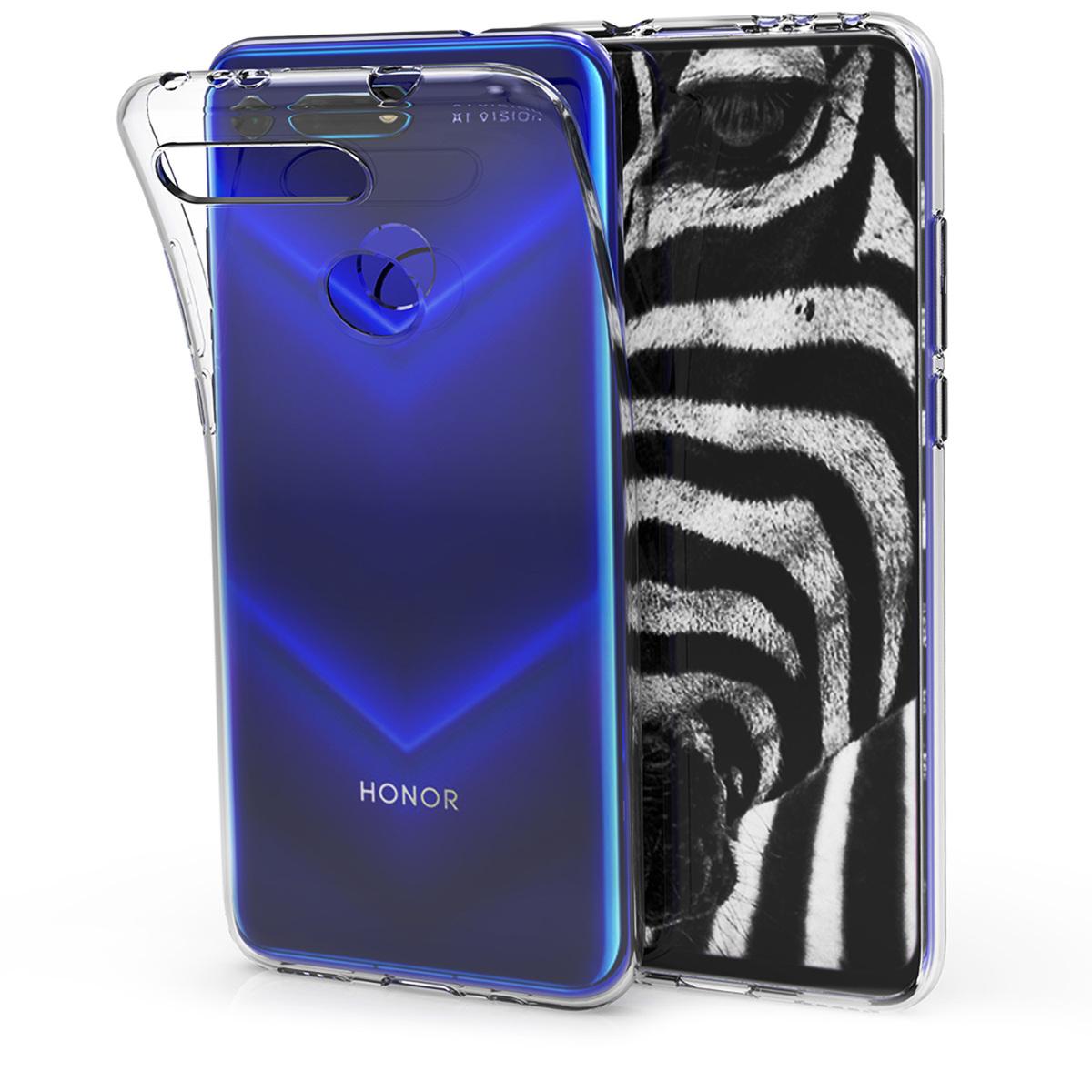 KW Διάφανη Θήκη Σιλικόνης Huawei Honor View 20 (47303.03)