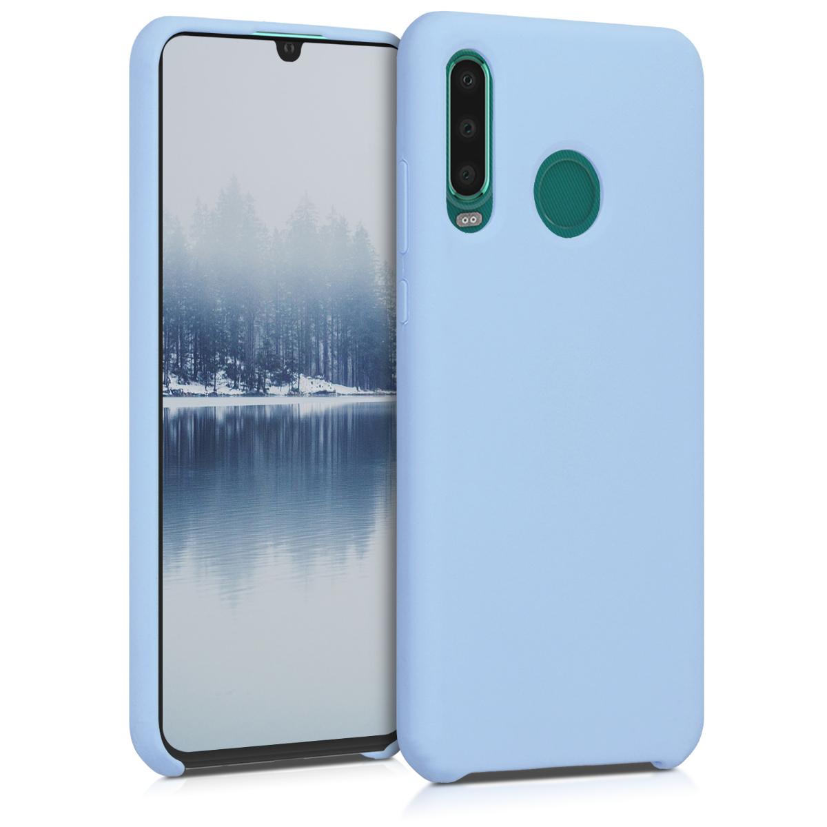 KW TPU Θήκη Σιλικόνης - Huawei P30 Lite - Light Blue Matte (47510.58)