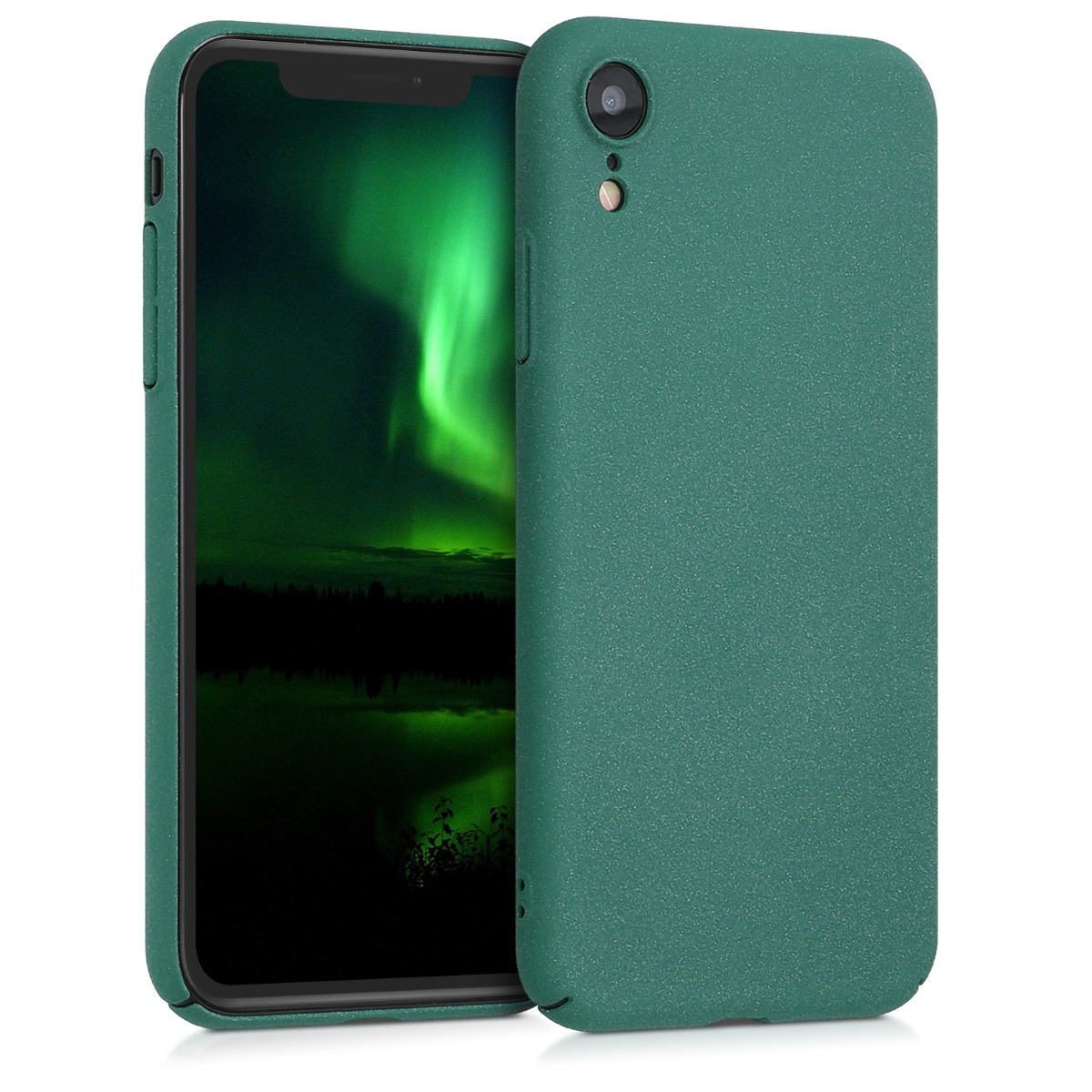KW Σκληρή Θήκη Apple iPhone XR - Metallic Teal (47642.14)