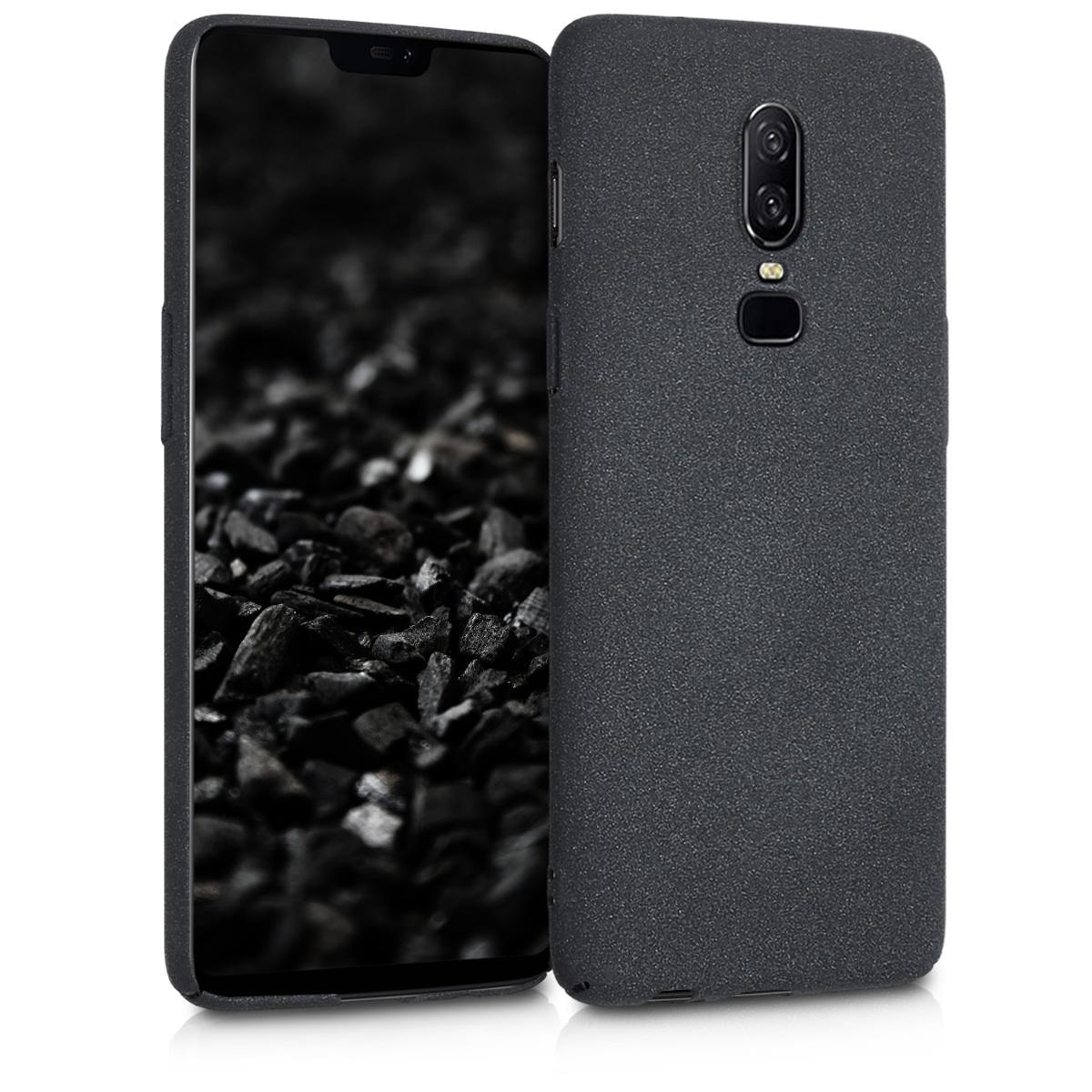 KW Σκληρή θήκη OnePlus 6 - Black Matte (47643.47)