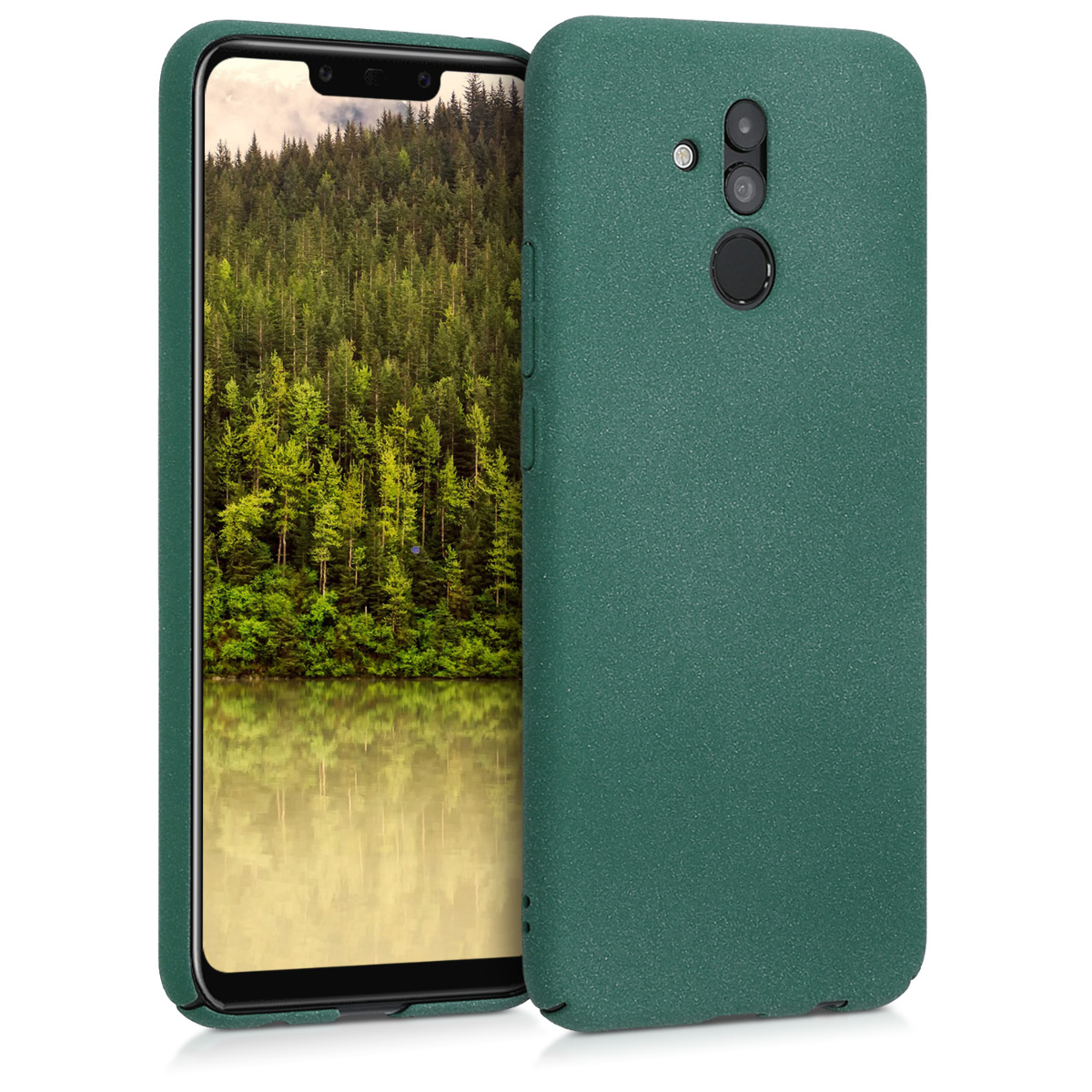 KW Σκληρή Θήκη Huawei Mate 20 Lite - Metallic Teal (47823.14)