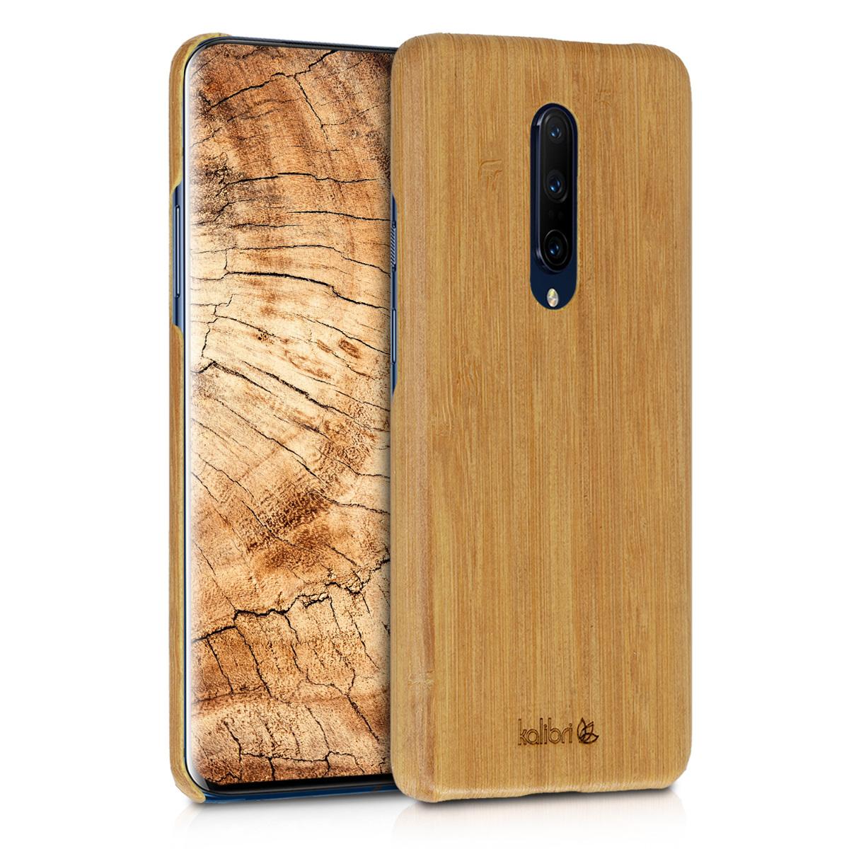 Kalibri Σκληρή Ξύλινη Θήκη OnePlus 7 Pro (48597.24)