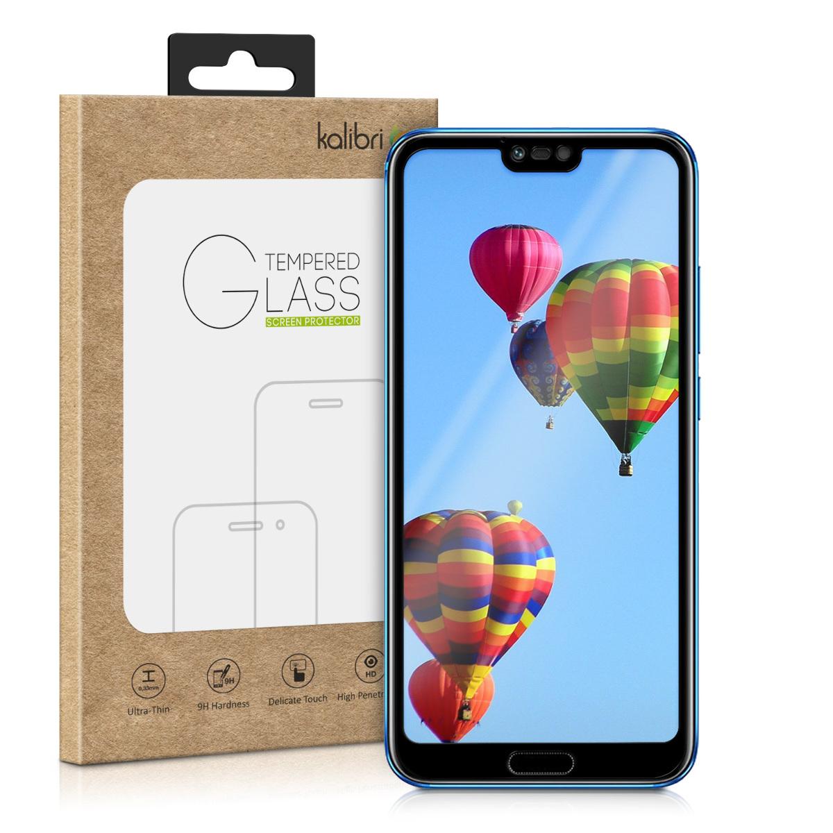 Kalibri Tempered Glass - Fullface Αντιχαρακτικό Γυαλί Οθόνης Huawei Honor 10 - Black Frame (48807.01)