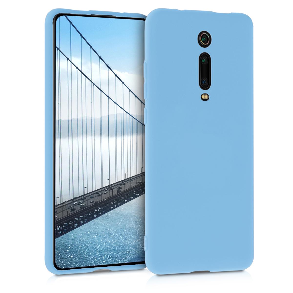 KW Θήκη Σιλικόνης Xiaomi Mi 9T / Redmi K20 - Dove Blue (49224.161)