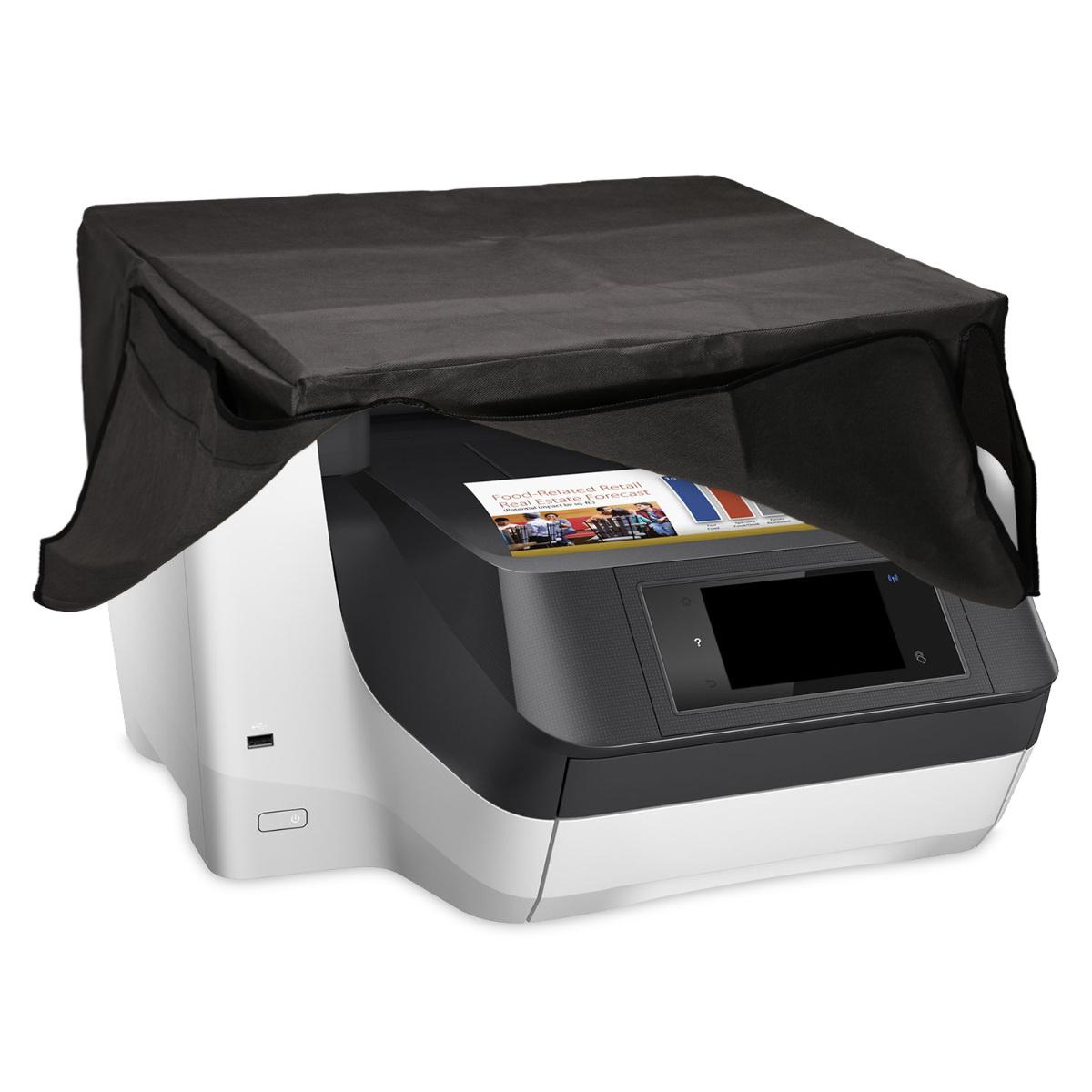 KW Κάλυμμα Εκτυπωτή HP Officejet Pro 8720/8725/8728/8730 - Dark Grey (49775.19)