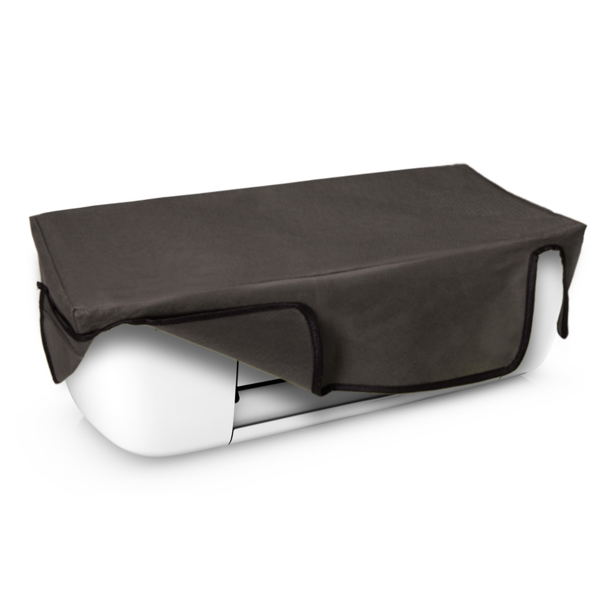 KW Κάλυμμα Εκτυπωτή HP DeskJet 3720 - Dark Grey (49779.19)